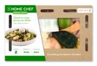 Home Chef Meal Kit Cilantro-Lime Arroz con Pollo with Chipotle Crema