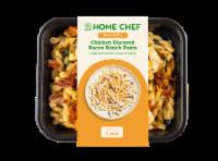 Home Chef Heat & Eat Chicken Uncured Bacon Ranch Pasta - 12 oz