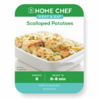 Home Chef Scalloped Potatoes