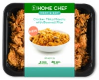 Home Chef Heat & Eat Chicken Tikka Masala With Basmati Rice