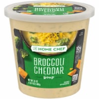Home Chef Broccoli Cheddar Soup