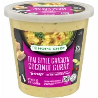 Home Chef Thai Style Chicken Coconut Curry Soup