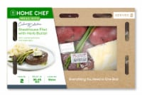 Home Chef Culinary Collection Steakhouse Sirloin With Herb Butter - 42 oz