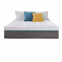 Early Bird Performance 12 In Hybrid Mattress w/ Cooling Copper Infusion, Twin XL - 1 Piece