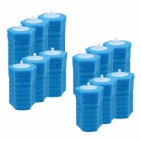 W Home Disposable Toilet Cleaner Refills, Disinfecting Toilet Wand Refill Heads | Pack of 96 - 96 Counts