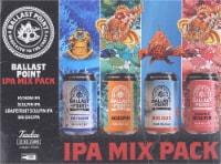 Ballast Point IPA Beer Mix Pack - 12 bottles / 12 fl oz