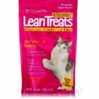 ButlerSchein 840235137818 3.5 oz Pouches Lean Treats Nutritional Rewards for Cats - 1