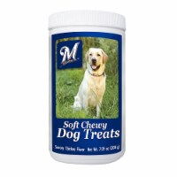 GameWear 840235138860 7 oz MLB Milwaukee Brewers Soft Chewy Dog Treats