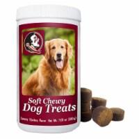 GameWear 840235139379 7 oz NCAA Florida State Seminoles Soft Chewy Dog Treats