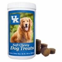 GameWear 840235139393 7 oz NCAA Kentucky Wildcats Soft Chewy Dog Treats - 1