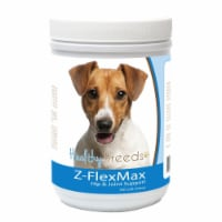 Healthy Breeds 840235156130 Jack Russell Terrier Z-Flex Max Dog Hip & Joint Support - 180 Cou - 180