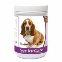 Healthy Breeds 840235164241 Basset Hound Senior Dog Care Soft Chews