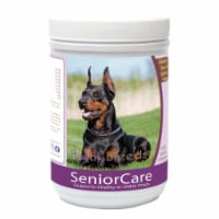 Healthy Breeds 840235164487 Doberman Pinscher Senior Dog Care Soft Chews