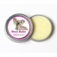 Healthy Breeds 840235191599 2 oz Chinese Crested Dog Nose Balm - 1