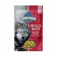 Blue Wilderness Trail Treats Wild Bites Salmon Recipe Dog Treats