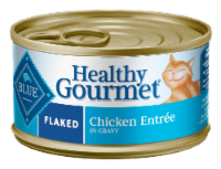 Blue Buffalo Healthy Gourmet Flaked Chicken Entrée Cat Food