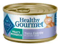 Blue Buffalo Healthy Gourmet Meaty Morsels Adult Cat Food