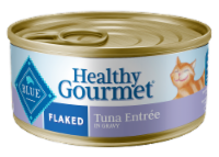 Blue Buffalo Healthy Gourmet Flaked Tuna Entree Cat Food