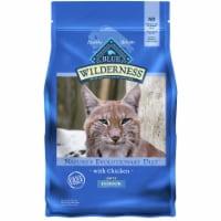 Blue Wilderness Chicken Indoor Adult Dry Cat Food