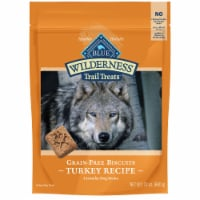 Blue Wilderness Crunchy Grain-Free Turkey Dog Treats