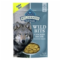 Blue Wilderness Wild Bits Chicken Recipe Training Treats