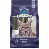 Blue Wilderness Nature's Evolutionary Diet Chicken Adult Dry Cat Food