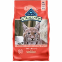 Blue Wilderness Nature's Evolutionary Diet Indoor Hairball & Weight Control Adult Dry Cat Food