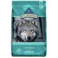 Blue Wilderness Nature's Evolutionary Diet Adult Dry Dog Food with Salmon