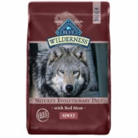 Blue Wilderness Rocky Mountain Recipe Adult Dry Dog Food with Red Meat