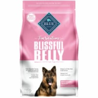 Blue Buffalo True Solutions Blissful Belly Digestive Care Formula Dog Food