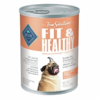 Blue Buffalo True Solutions Fit & Healthy Natural Chicken Flavored Wet Dog Food