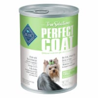 Blue Buffalo True Solutions Perfect Coat Natural Wet Dog Food