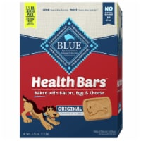 Blue Buffalo Health Bars Bacon Egg & Cheese Dog Treats