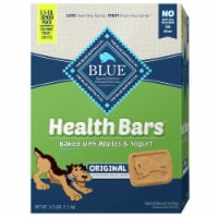 Blue Buffalo Health Bars Apples & Yogurt Dog Treats