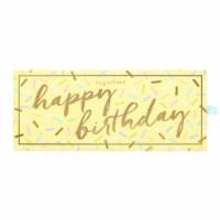 Mariano's Happy Birthday Candy Bento Box