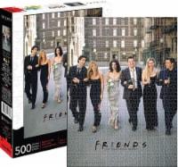 Friends Wedding 500 Piece Jigsaw Puzzle
