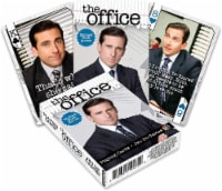 The Office Michael Quotes Playing Cards | 52 Card Deck + 2 Jokers - 1 Each