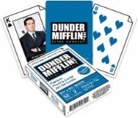 The Office Dunder Mifflin Playing Cards | 52 Card Deck + 2 Jokers - 1 Each