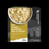 Luvo Performance Kitchen Roasted Cauliflower Mac & Cheese Frozen Meal