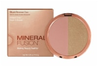 Mineral Fusion Bronzer Duo - 1 ct