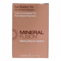 Mineral Fusion Sultry Eye Shadow Trio - 1 ct