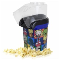 Uncanny Brands Marvel Kawaii Popcorn Maker- Avengers Assemble Kitchen Appliance - 1 unit