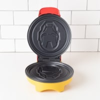 Uncanny Brands Marvel Iron Man Waffle Maker - Shellhead's Helmet on Your Waffles