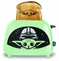 Star Wars 810669 Star Wars the Mandolorian the Child Empire Toaster