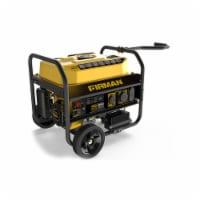 Firman Power Equipment P03603 Gas Powered 3650-4550 Watts Portable Remote Start Generator wit