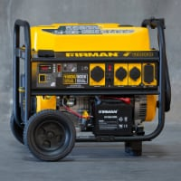 Firman 8000 watt 120/240 volt Gasoline Portable Generator - Case Of: 1; - Count of: 1