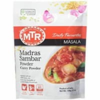 MTR Madras Sambar Powder - 100 Gm (3.5 Oz ) - 1 unit