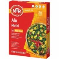 MTR Ready To Eat Alu Methi - 300 Gm (10.5 Oz) - 1 unit