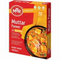 MTR Ready To Eat Muttar Paneer - 300 Gm (10.58 Oz)