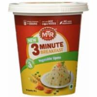 MTR 3 Minute Breakfast Cup Vegetable Upma - 80 Gm (2.82 Oz) - 1 unit